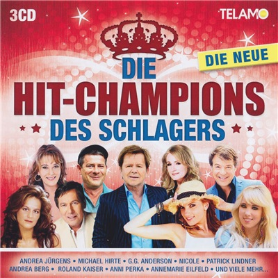VA - Die Hit-Champions Des Schlagers (Die Neue) (2017)