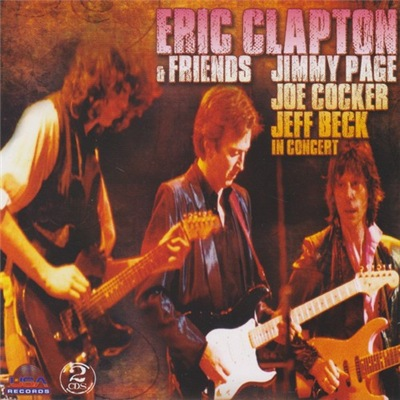 Eric Clapton & Friends - In Concert (2002) Lossless