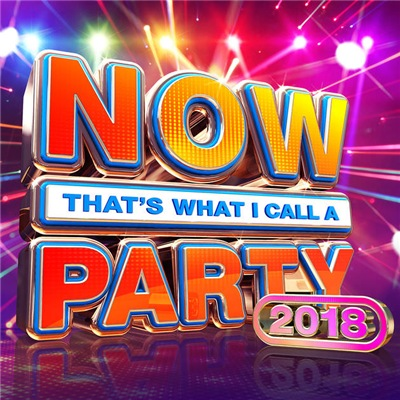 VA - NOW That's What I Call A Party 2018 (2017)