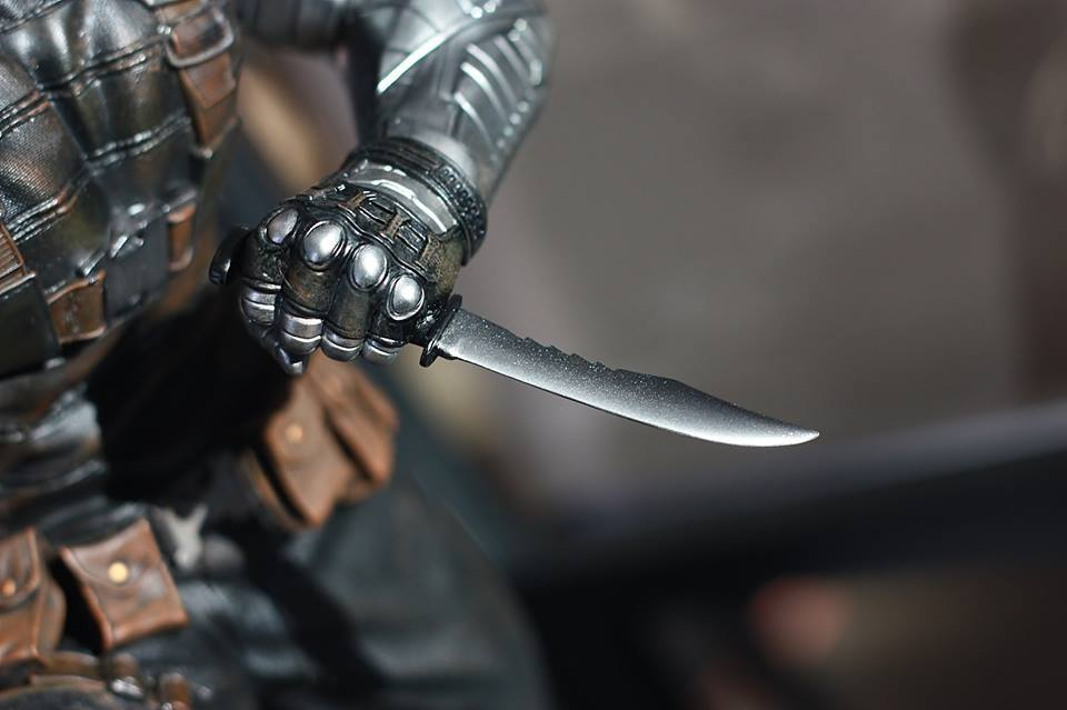 Premium collectibles : Winter Soldier  4bpufz