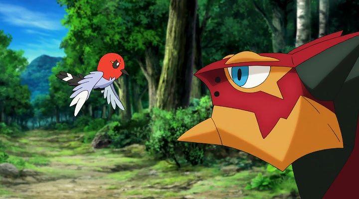 Pokémon Film: Volcanion ve Mekanik Mucize Ekran Görüntüsü 2