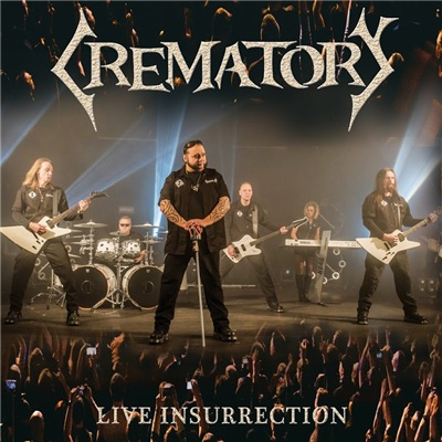 Crematory - Live Insurrection (2017)