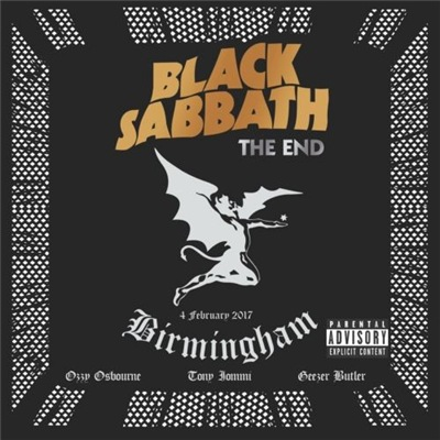 Black Sabbath - The End (2017)