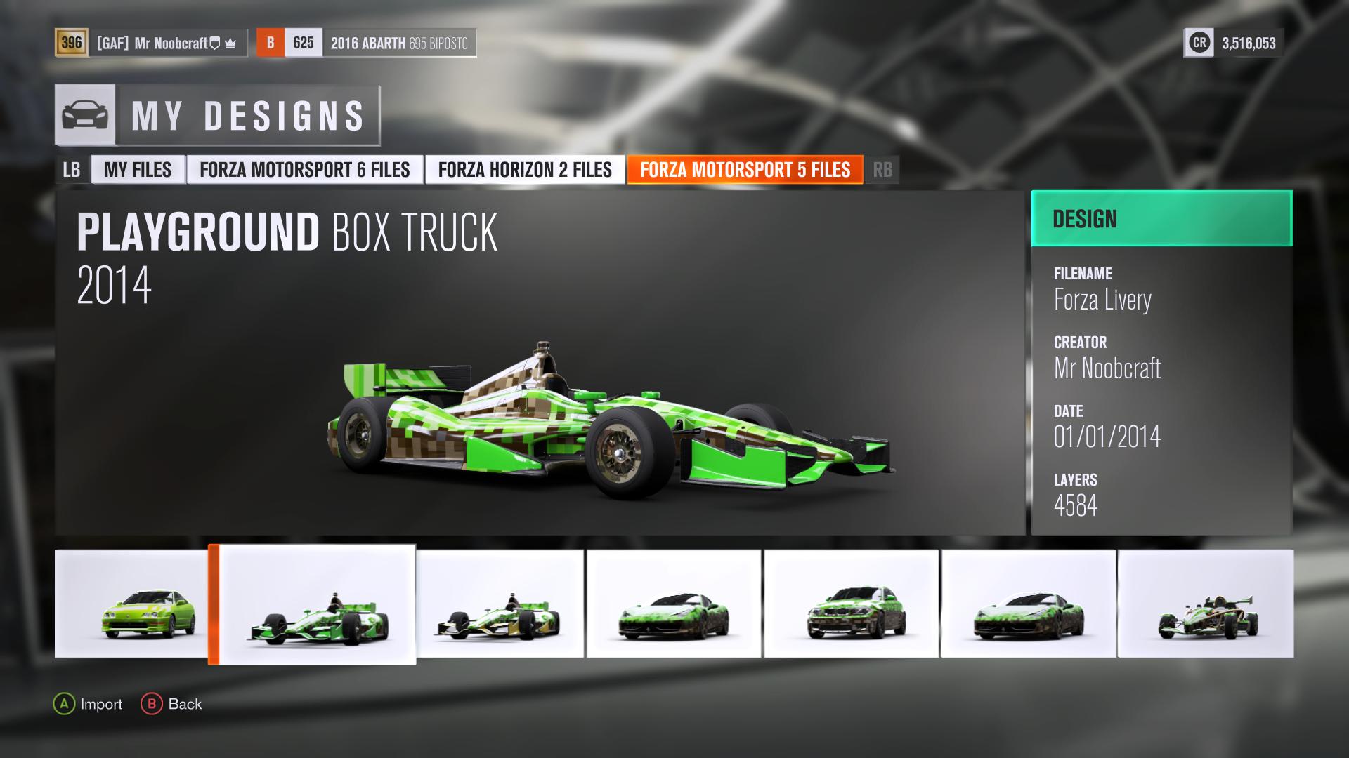 Forza Horizon 4 Credits 10m-$1.25
