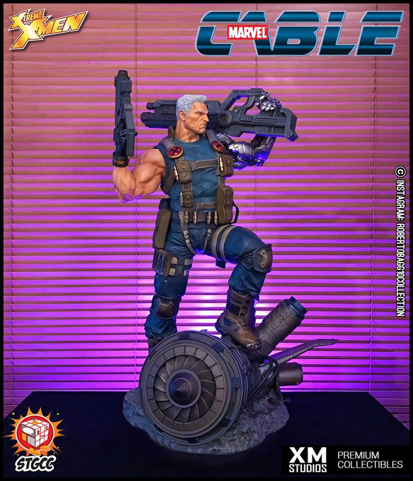 Premium Collectibles : Cable - Page 9 4drayj