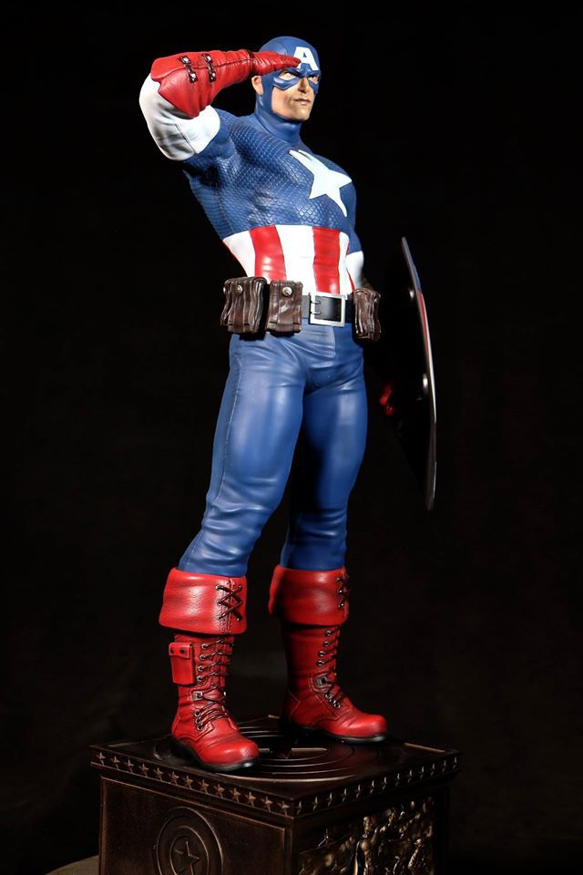 Premium Collectibles : Captain America - Sentinel of liberty - Page 5 4ewu1x