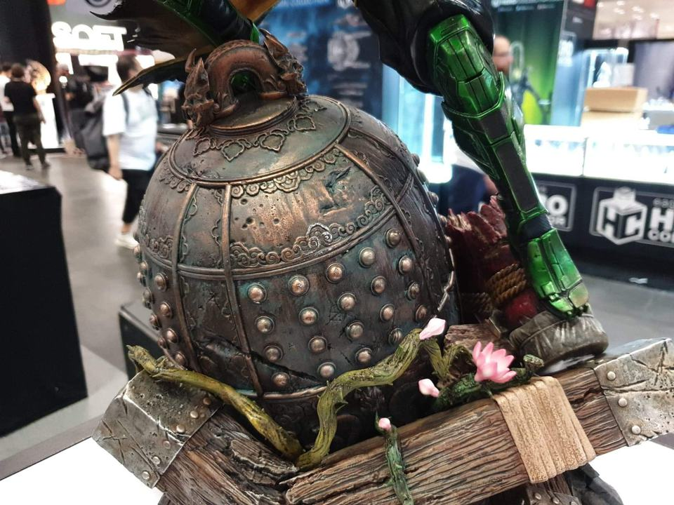 XM Studios: Coverage New York Comic Con 2019 - October 3rd to 6th  4fakii