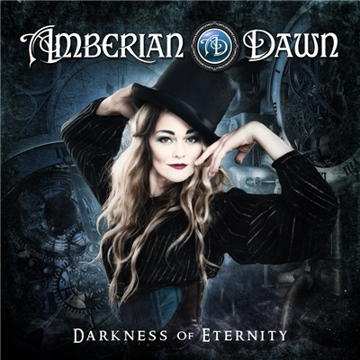 Amberian Dawn - Darkness of Eternity [Limited Edition](2017)