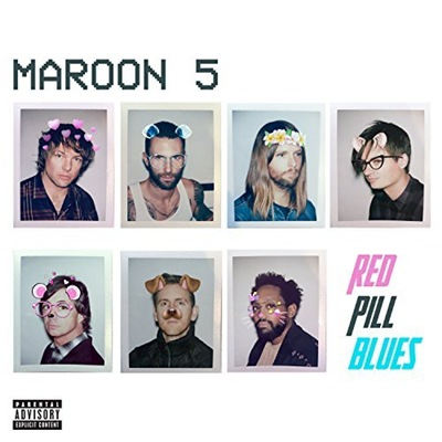 Maroon 5 - Red Pill Blues [International Deluxe Edition] (2017)