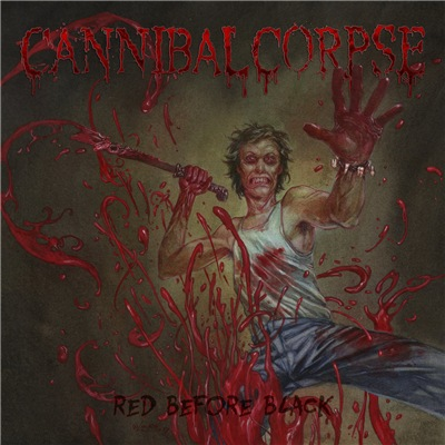 Cannibal Corpse - Red Before Black(2017)