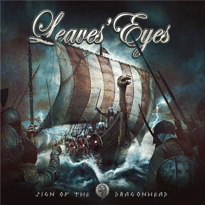 Leaves' Eyes - Sign Of The Dragonhead [Limited Edition] (2018)