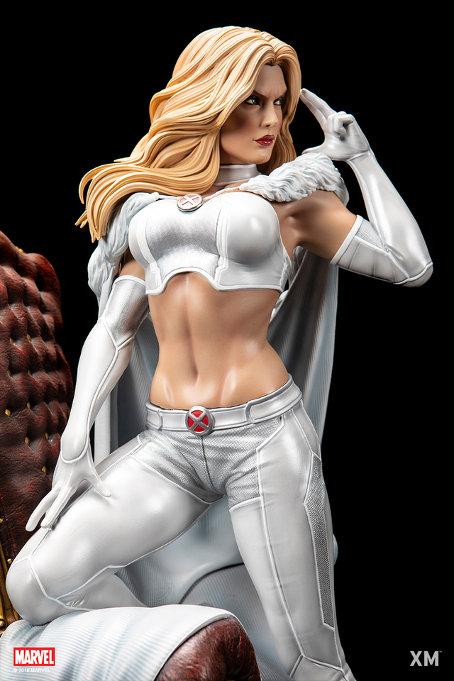 Premium Collectibles : Emma Frost 4gtj2y