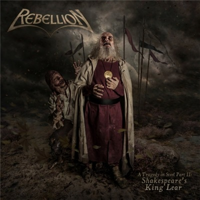 Rebellion - A Tragedy in Steel Part II: Shakespeare's King Lear (2018)