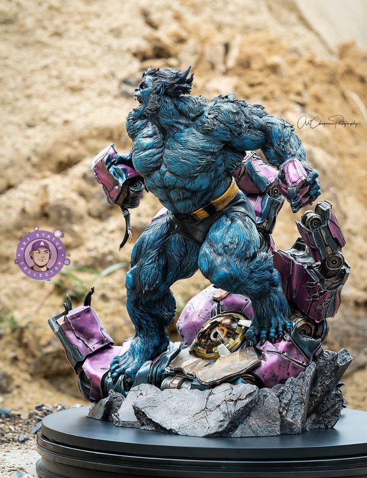 Premium Collectibles : Beast 1/4 Statue 4h6jsm