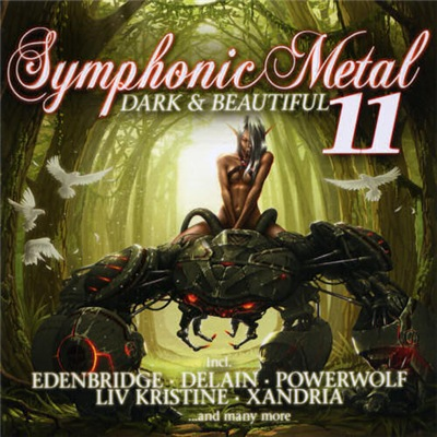 VA - Symphonic Metal - Dark & Beautiful Vol.11 (2017)