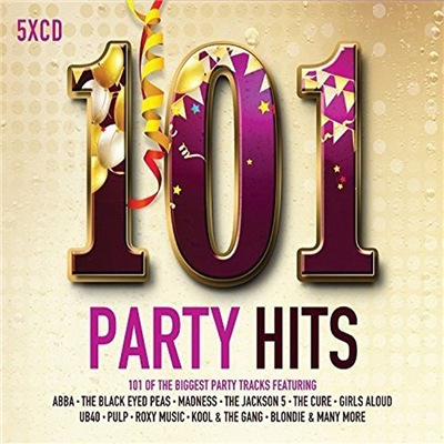 VA - 101 Party Hits (2017)