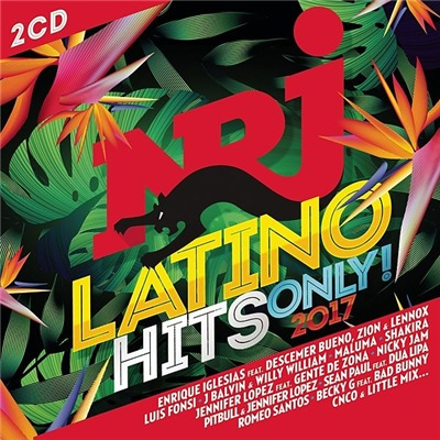 VA - NRJ Latino Hits Only (2017)
