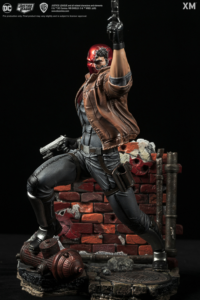 Premium Collectibles : Red Hood 1/6 4hrkwa