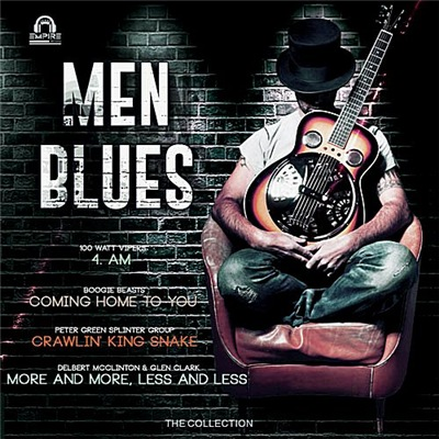 VA - Men Blues (2017)