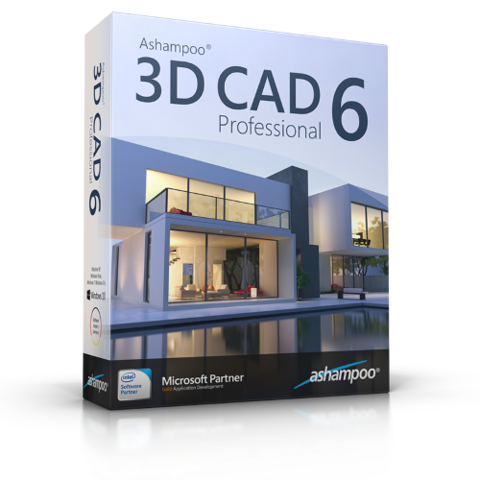 download Ashampoo 3D Cad Professional v6.0
