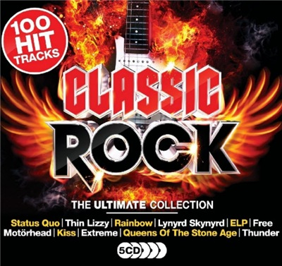 VA - The Ultimate Collection: Classic Rock (2017)