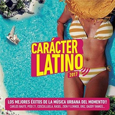 VA - Caracter Latino 2017 (2017)