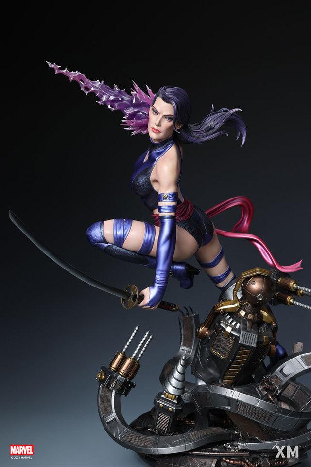 Premium Collectibles : Psylocke 1/4 Statue 4k0k53