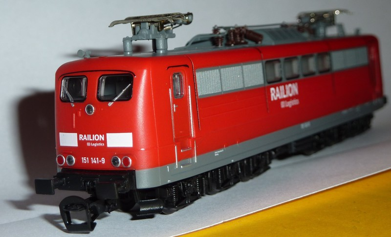 Piko 47200: 151 141-9  Railion DB Logistics 4knscp