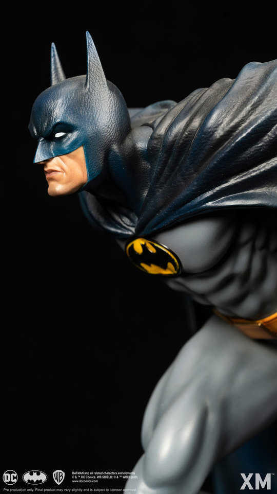 Premium Collectibles : Batman 1972 Cover Art 1/6 4m3kuh