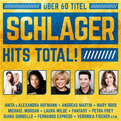 VA - Schlager Hits Total! (2018)