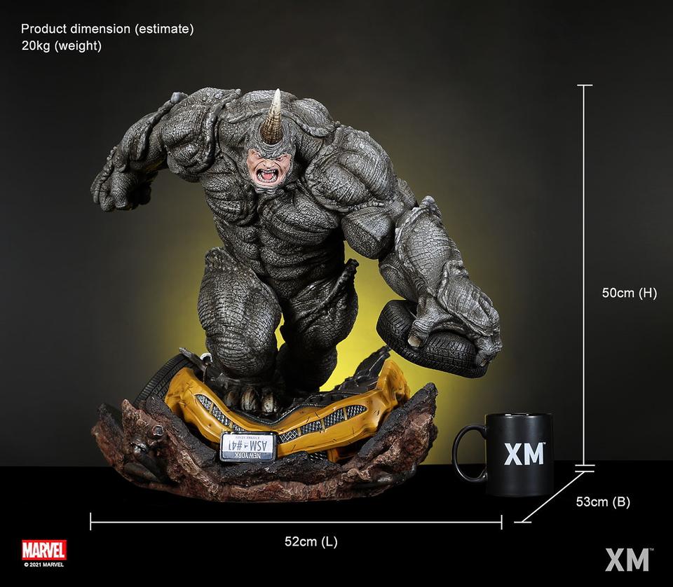 Premium Collectibles : Rhino** 4mwj2f