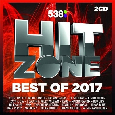 VA - 538 Hitzone: Best Of 2017 (2017)