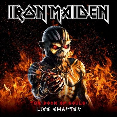 Iron Maiden - The Book of Souls: Live Chapter(2017)