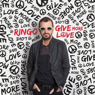 Ringo Starr - Give More Love (2017)