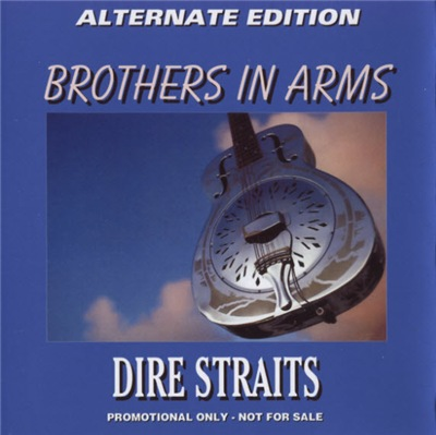 Dire Straits - Brothers In Arms [Alternate Edition] (2017) Lossless