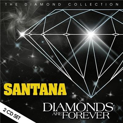 Santana - Diamonds Are Forever (2017)