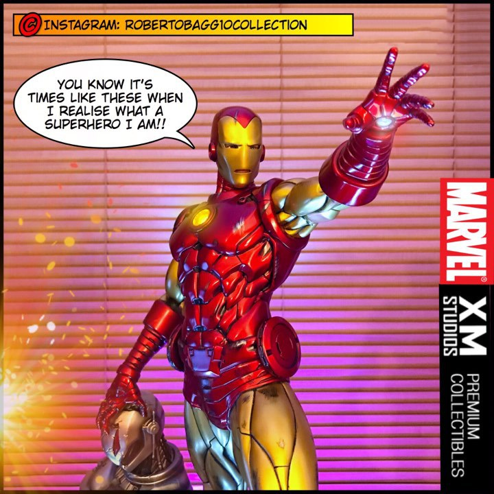 Premium Collectibles : Iron Man classic - Page 4 4osyf7