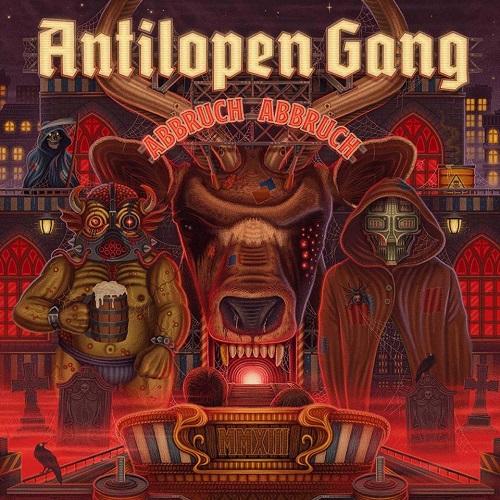 Antilopen Gang - Abbruch Abbruch (2020)