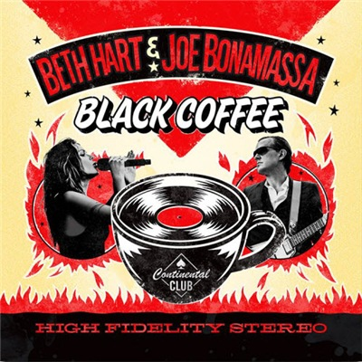Beth Hart & Joe Bonamassa - Black Coffee (2018)