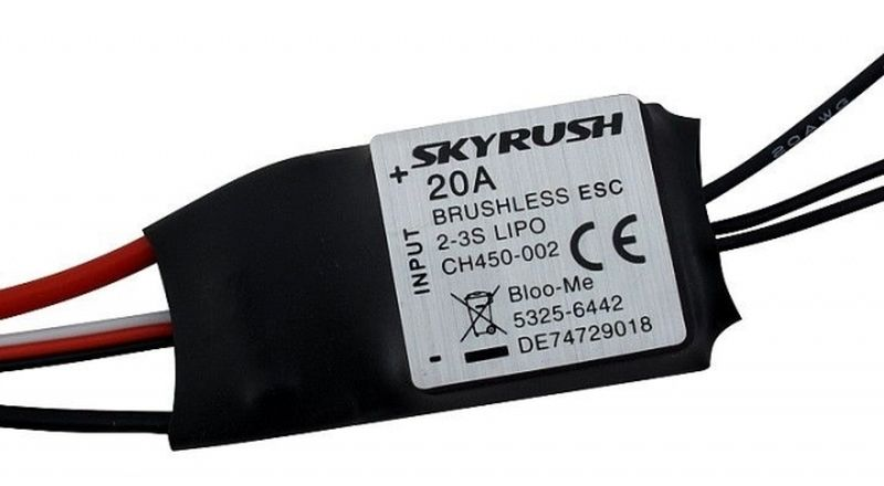 Skyrush Teryx 450 Flugschrauber 4q6kym