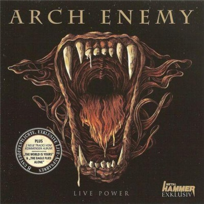 Arch Enemy - Live Power (2017)