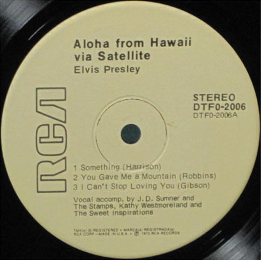 ALOHA FROM HAWAII VIA SATELLITE 4rgrgg
