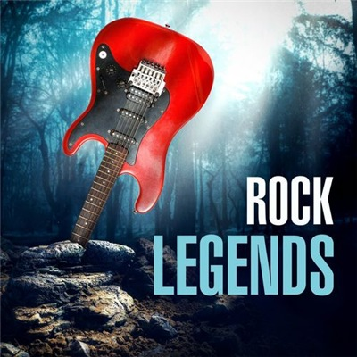 VA - Rock Legends (2017)
