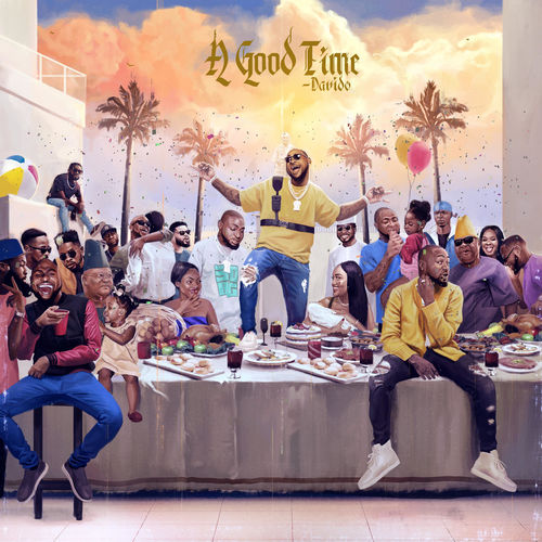 DaVido - A Good Time (2019)