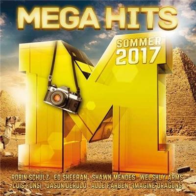 VA - Mega Hits Sommer 2017 (2017)