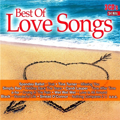 VA - Best Of Love Songs (2017)