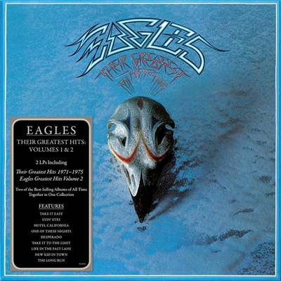 Eagles - Their Greatest Hits Volumes 1&2 (2017)