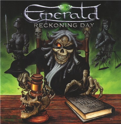 Emerald - Reckoning Day (2017) Lossless