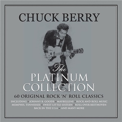 Chuck Berry - The Platinum Collection (2017)