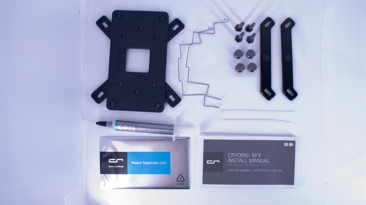 User-Review] Cryorig M9 - Kraftzwerg zum kleinen Preis